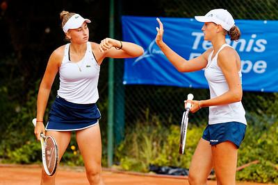 02 01h Doubles - Russia - 2021 European Summer Cups Girls 16 Finals