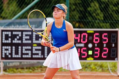 01 01 Sara Bejlek - Czech Republic - 2021 European Summer Cups Girls 16 Finals