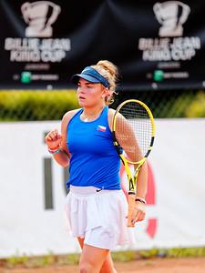 01 01c Sara Bejlek - Czech Republic - 2021 European Summer Cups Girls 16 Finals