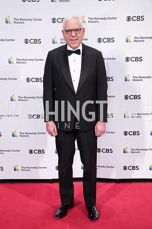 David Rubenstein. Photo by Tony Powell. 2021 Kennedy Center Honors. May 21, 2021