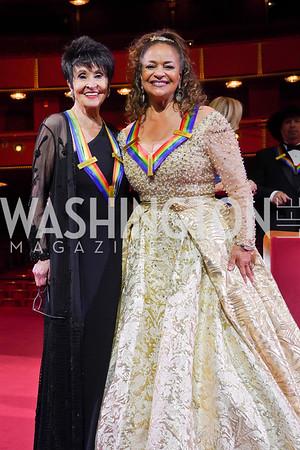 Chita Rivera, Debbie Allen. Photo by Tony Powell. 2021 Kennedy Center Honors. May 21, 2021