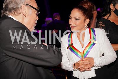 Gloria Estefan. Photo by Tony Powell. 2021 Kennedy Center Honors. May 21, 2021