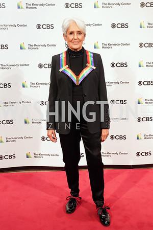 Joan Baez. Photo by Tony Powell. 2021 Kennedy Center Honors. May 21, 2021
