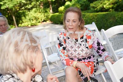Diane Flamini. Photo by Tony Powell. WNO POPera. Cafritz Residence. May 18, 2021