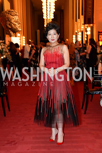 Michele Kang. Photo by Tony Powell. 2021 WNO Gala. Kennedy Center. June 12, 2021