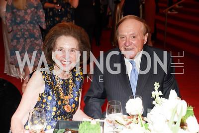 Ellen and Peter Boer. Photo by Tony Powell. 2021 WNO Gala. Kennedy Center. June 12, 2021