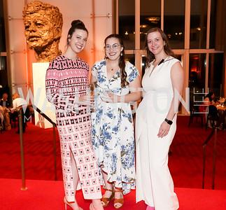 Sophia Labas, Rebekah Vensel, Nicole Woods. Photo by Tony Powell. 2021 WNO Gala. Kennedy Center. June 12, 2021
