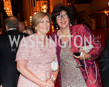 Deborah Rutter, Francesca Zambello. Photo by Tony Powell. 2021 WNO Gala. Kennedy Center. June 12, 2021