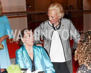 Lucky Roosevelt, Jacqueline Badger Mars. Photo by Tony Powell. 2021 WNO Gala. Kennedy Center. June 12, 2021