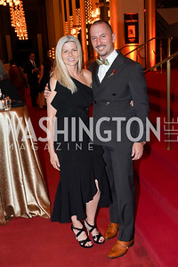 Susi and Eric Larsen. Photo by Tony Powell. 2021 WNO Gala. Kennedy Center. June 12, 2021