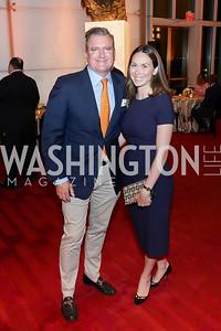 Jim Bell, Lauryn Kalbermatten Needle. Photo by Tony Powell. 2021 WNO Gala. Kennedy Center. June 12, 2021