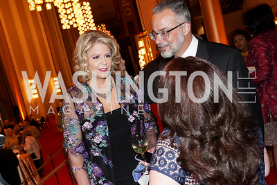 Susan Graham and pianist Brad Moore. Photo by Tony Powell. 2021 WNO Gala. Kennedy Center. June 12, 2021