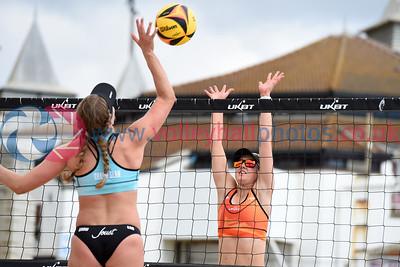 UKBT Bournemouth Grand Slam Finals, Bournemouth Beach, 12 September 2021.  © Lynne Marshall  https://www.volleyballphotos.co.uk/2021/2021/Grand-Slam-Finals-Day-2/