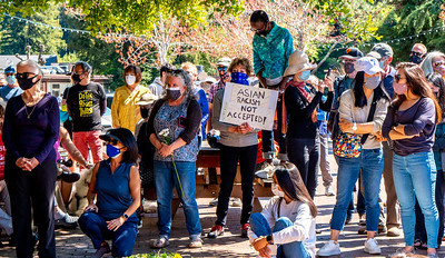 March 28 AAPI Vigil Mill Valley (Marnie Walters) (6 of 9)