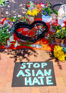 March 28 AAPI Vigil Mill Valley (Marnie Walters) (2 of 9)