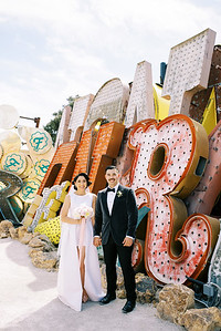 V&B - Neon Museum - Kristen Kay Photography-2828