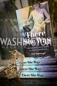 """Photo by Tony Powell. Amy Argetsinger """"There She Was"""" Book Party. Conrad Hotel. September 14, 2021"""