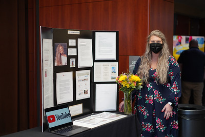 Senior Show for Communications Majors. Show took place in Tucker Student Center.