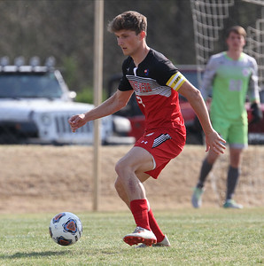 Men's soccer takes on Campbell in conference play.