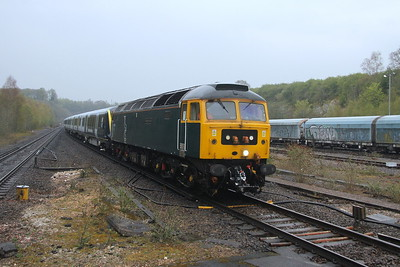 47727 Micheldever 28/04/21 5Q10 Derby Litchurch Lane to Eastleigh with 701028