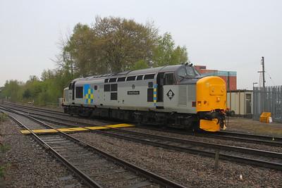 37688 Basingstoke 28/04/21 0Z36 Crewe H.S. to Eastleigh