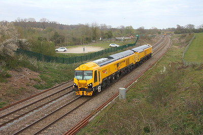 DR79102 Hungerford 21/04/21 6Q01 Lichfield TV CE Sidings to Taunton