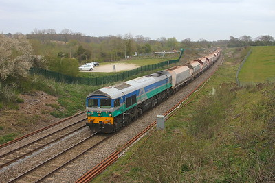 59001 Hungerford 21/04/21 7C64 Acton to Merehead