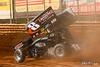 Select Collision Kevin Gobrecht Classic - BAPS Motor Speedway - 8 Devon Borden