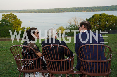 Dorian King, Davis King, Jack McGrory. Photo by Tony Powell. Becoming Mount Vernon. June 6, 2021