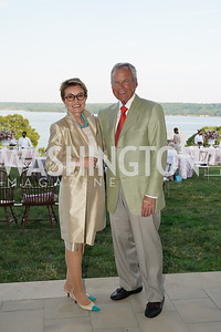 Toni and John Gore. Photo by Tony Powell. Becoming Mount Vernon. June 6, 2021