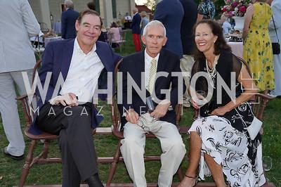 Jack McGrory, Davis King, Dorian King. Photo by Tony Powell. Becoming Mount Vernon. June 6, 2021