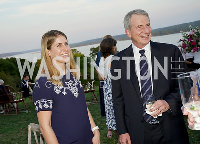 Elizabeth and Jamie Gerber. Photo by Tony Powell. Becoming Mount Vernon. June 6, 2021