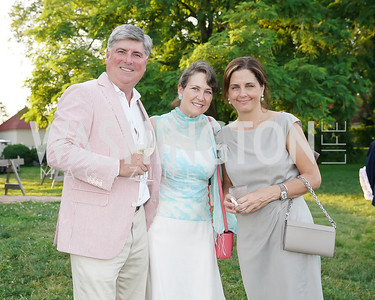 Charles Holt, Margaret Gardner, Christina Holt. Photo by Tony Powell. Becoming Mount Vernon. June 6, 2021