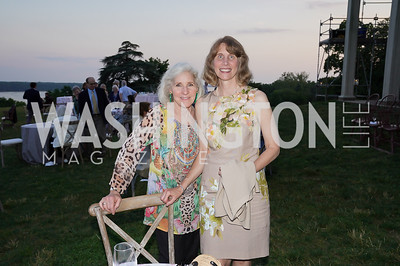 Sarah Carr, Henrietta Burke. Photo by Tony Powell. Becoming Mount Vernon. June 6, 2021