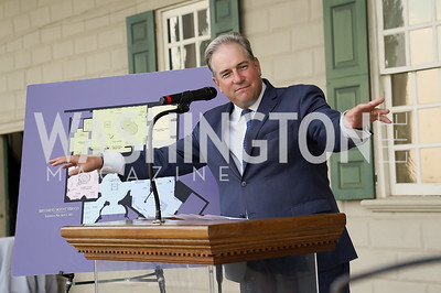 Doug Bradburn. Photo by Tony Powell. Becoming Mount Vernon. June 6, 2021