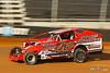 World of Outlaws Bristol Throwdown -Super DIRTcar Series - Bristol Motor Speedway - 42P Pat Ward
