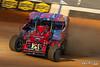 World of Outlaws Bristol Throwdown -Super DIRTcar Series - Bristol Motor Speedway - 91 Billy Decker