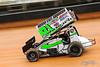 World of Outlaws Bristol Throwdown - World of Outlaws NOS Energy Drink Sprint Car Series - Bristol Motor Speedway - 71 Spencer Bayston