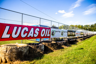 Lucas Oil Late Model Dirt Series banners
