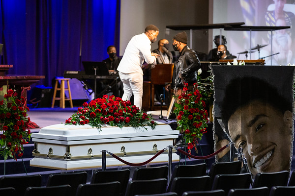 Daunte Wright Funeral
