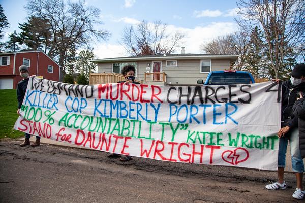 Demand Murder Charge, Stillwater