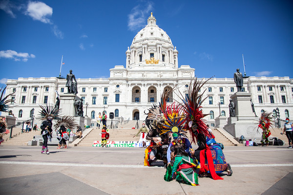 Earth Day Minnesota State Capitol