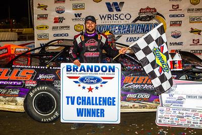 Brandon Ford TV Race Challenge Brandon Overton