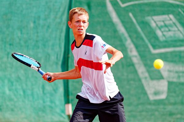 07 003 Anton Stipetic - European junior Championships 14 years and under 2021