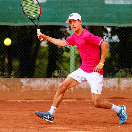 07 008 Joao Luis Silva - European junior Championships 14 years and under 2021