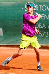 07 002a Tudor Tibelea - European junior Championships 14 years and under 2021