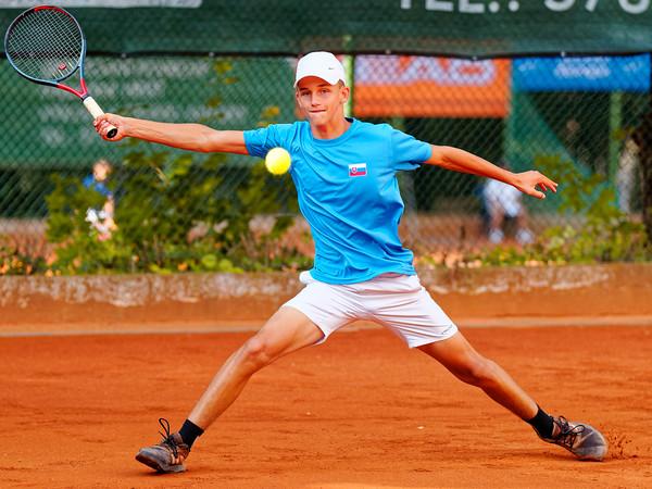 07 001a Daniel Balascak - European junior Championships 14 years and under 2021