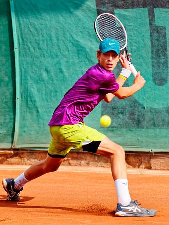 07 002 Tudor Tibelea - European junior Championships 14 years and under 2021
