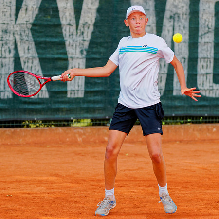 07 007a Sebastian Chodura - European junior Championships 14 years and under 2021