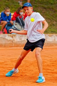 06 05 Justin Engel - European junior Championships 14 years and under 2021